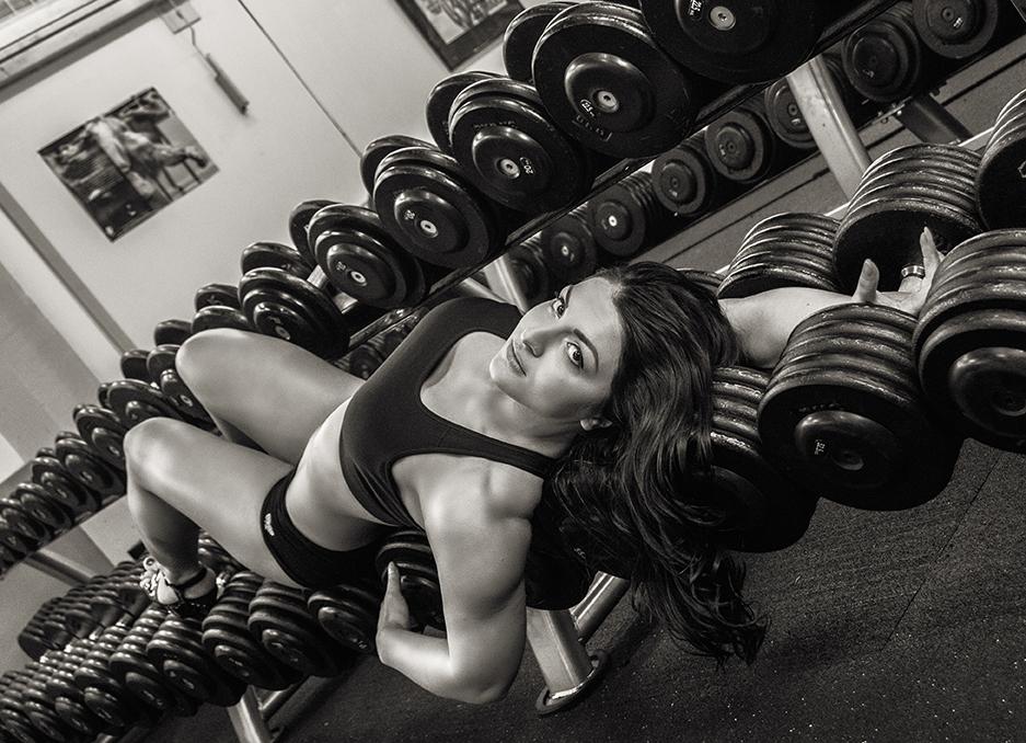 Sexy-Gesichtsausdruck-Nora-Lobjanidze
