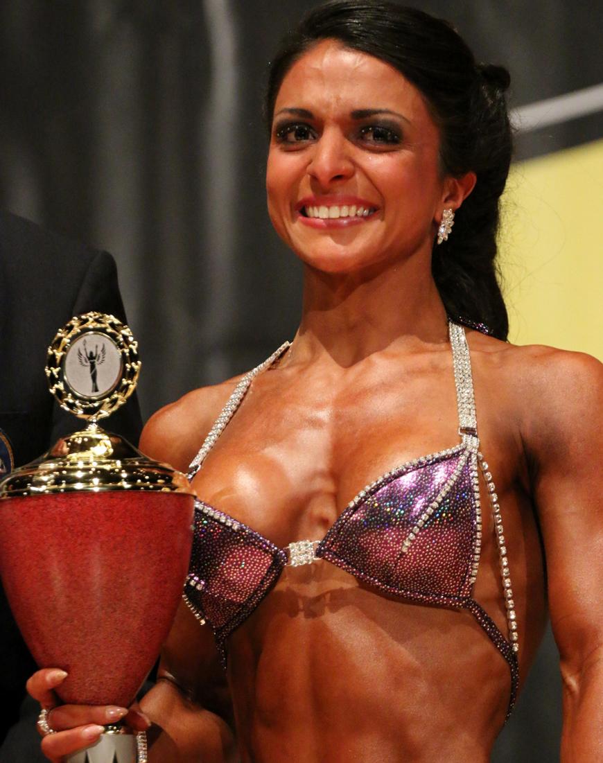 Nora Lobjanidze - Bodybuilding - Gesamtsieg