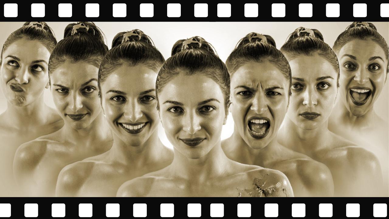 Nora Lob Schauspielerin in verschiedenen Rollen